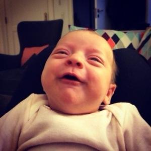 Berta smiler! 😃
